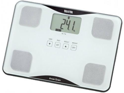 Напольные весы Tanita BC - 718, белые, вид 1