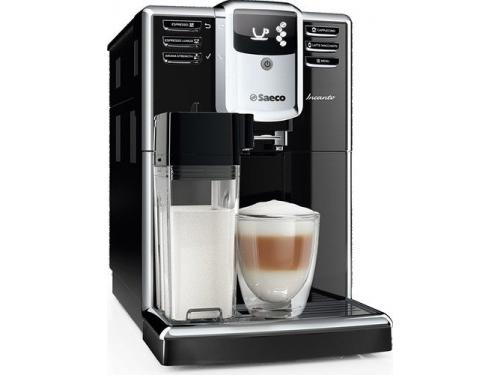 Кофемашина Philips SAECO Incanto HD 8916/19, черный, вид 1