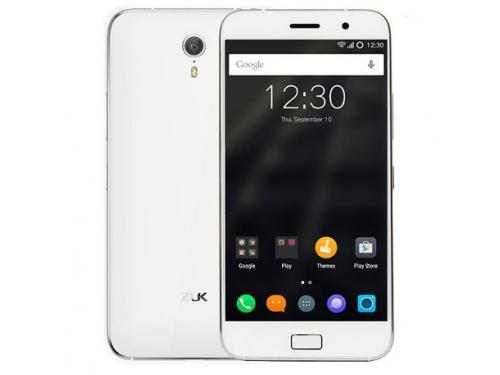 Смартфон Lenovo ZUK Z1 64GB LTE (PA2E0029RU) белый, вид 1