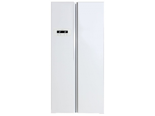 Холодильник Ginzzu NFK-465 436 л белый, вид 1