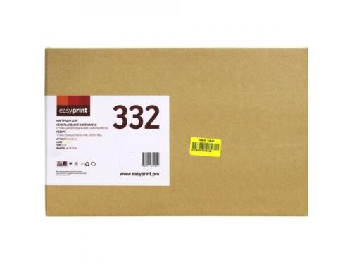 Картридж для принтера EasyPrint LH-CF332, желтый, вид 1