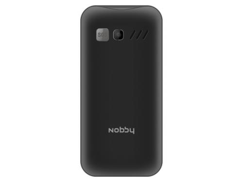 Сотовый телефон Nobby 240B черный, вид 3