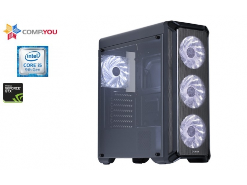 Системный блок CompYou Game PC G777 (CY.1004481.G777), вид 1