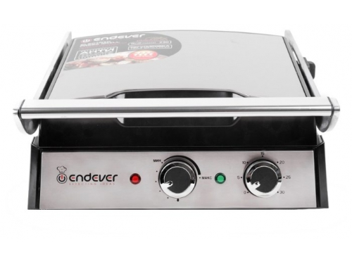 Электрогриль ENDEVER Grillmaster 230, 2400 Вт, вид 2