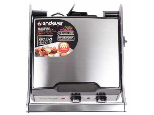 Электрогриль ENDEVER Grillmaster 230, 2400 Вт, вид 3