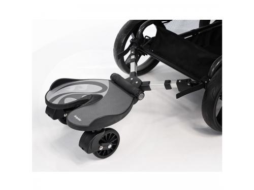 Аксессуар к коляске Bumprider Crescent 12176 Подножка для второго ребенка, синяя, вид 3