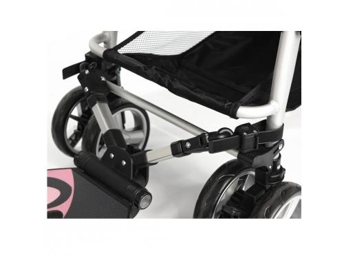 Аксессуар к коляске Bumprider Crescent 12176 Подножка для второго ребенка, синяя, вид 4