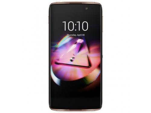 Смартфон Alcatel IDOL 4S 6070K 3/32Gb , золотистый, вид 3