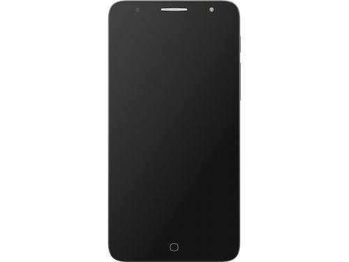 Смартфон Alcatel Pop 4 5056D Metal Silver, вид 2
