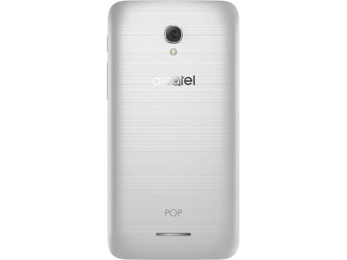 Смартфон Alcatel Pop 4 5056D Metal Silver, вид 3