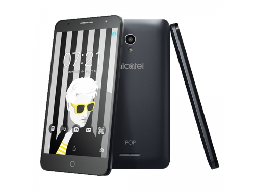 Смартфон Alcatel Pop 4 5056D, сланец, вид 3