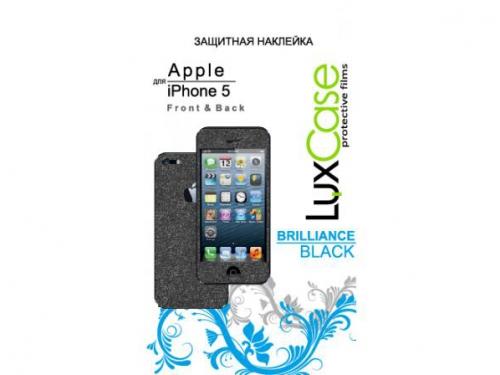 �������� ������ ��� ��������� LuxCase ��� Apple iPhone 5/5S F&B, Brilliance (������), ��� 1
