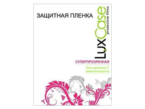 Защитная пленка для смартфона LuxCase  для Samsung Galaxy J1 mini SM-J105H (52554) (суперпрозрачная), вид 1