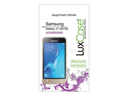 Защитная пленка для смартфона LuxCase   для Samsung Galaxy J1 mini SM-J105H (антибликовая), вид 1