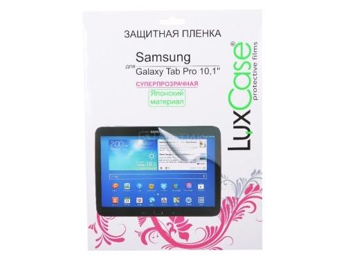 Защитная пленка для планшета LuxCase для Samsung Galaxy Tab A 10.1 (Суперпрозрачная), вид 1