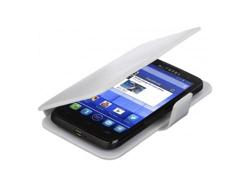 Чехол для смартфона iBox Universal 180/95 белый, вид 2
