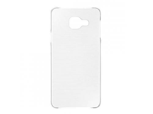 Чехол для смартфона Samsung для Samsung Galaxy J1 mini Slim Cover (EF-AJ105CTEGRU) прозрачный, вид 1