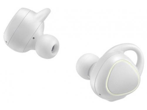 Гарнитура bluetooth Samsung Gear IconX SM-R150N BT4.1 (вкладыши для правого и левого уха) белая, вид 1