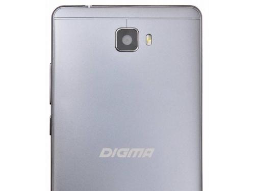 Смартфон Digma S502F 3G Vox 8Gb, серый, вид 3