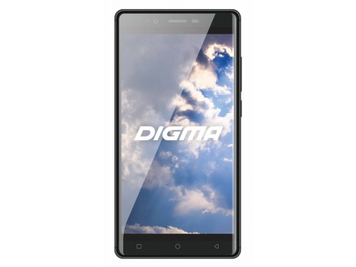 Смартфон Digma S502F 3G Vox 8Gb, серый, вид 4