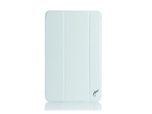 Чехол для планшета G-Case Slim Premium для Samsung Galaxy Tab Е 9.6, белый, вид 1