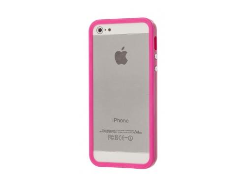 Чехол для смартфона Чехол-бампер для Apple iPhone 5/5s/SE, фиолетовый, вид 1