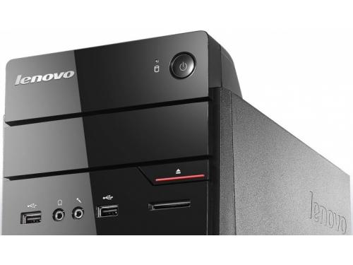 Фирменный компьютер Lenovo IdeaCentre S200 MT (10HR000HRU) чёрный, вид 7