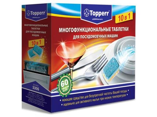 Средство для мытья посуды Topper 3306 (таблетки), вид 1