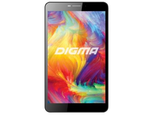 Планшет Digma Plane 7.6 3G,  8GB, Wi-Fi, 3G,  Android 4.4 черный [ps7076mg], вид 1