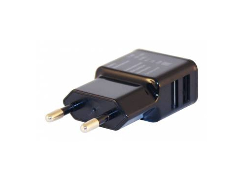 Зарядное устройство Buro TJ-160B, универсальное, черное, вид 2