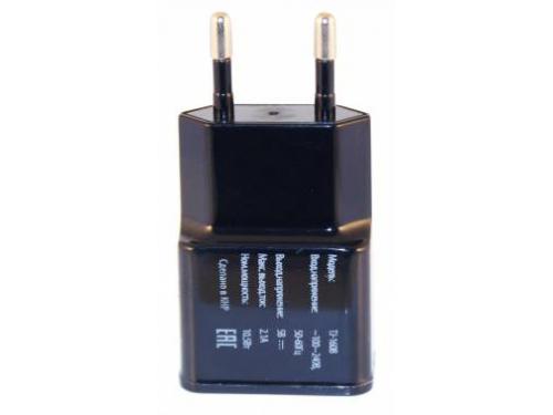 Зарядное устройство Buro TJ-160B, универсальное, черное, вид 3