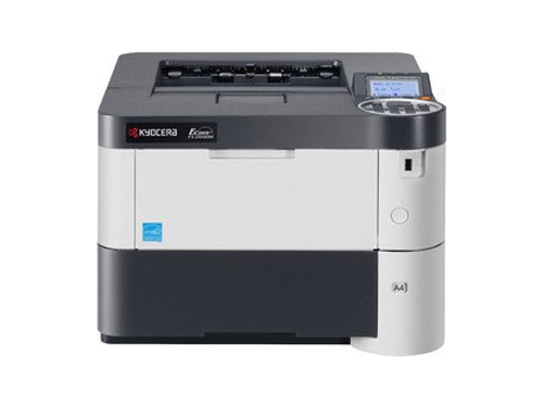Лазерный ч/б принтер Kyocera FS-2100DN, вид 1