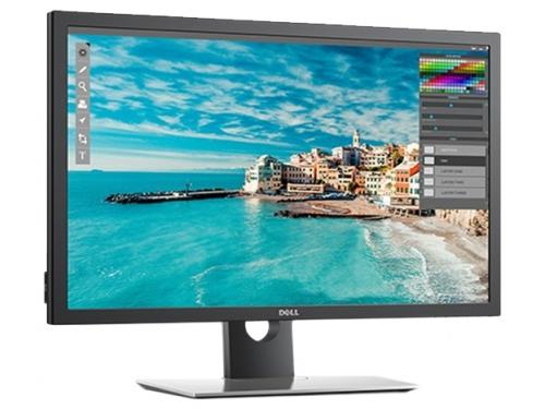 Монитор Dell UP3017, черный, вид 1