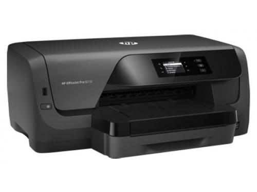Принтер струйный цветной HP OfficeJet Pro_8210, вид 3