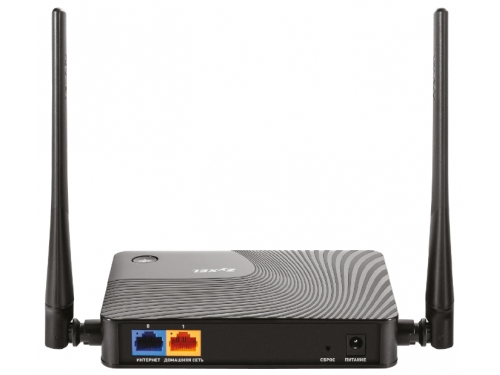 Роутер WiFi ZyXEL Keenetic Start II (802.11n), вид 1