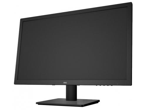 Монитор AOC E975SWDA, черный, вид 1