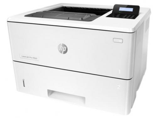 Лазерный ч/б принтер HP LaserJet Pro_M501dn, вид 2