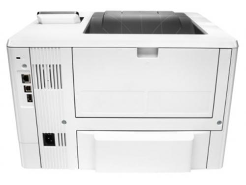 Лазерный ч/б принтер HP LaserJet Pro_M501dn, вид 4
