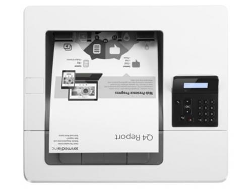 Лазерный ч/б принтер HP LaserJet Pro_M501dn, вид 5