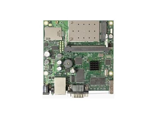 Роутер WiFi Модуль MikroTik RB411UAHR, вид 1