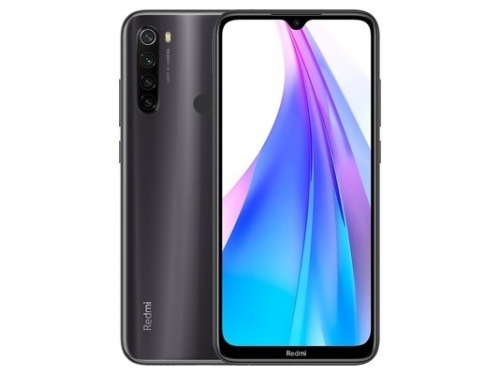 Смартфон Xiaomi Redmi Note 8T 4/64Gb, серый, вид 1