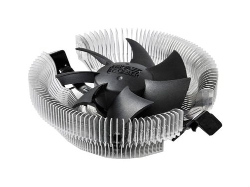 Кулер компьютерный PCCooler E80 Soc115x/AMD, вид 2