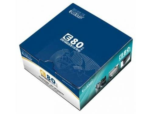 Кулер компьютерный PCCooler E80 Soc115x/AMD, вид 4
