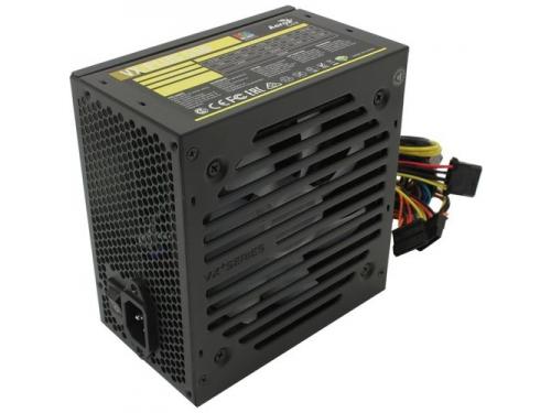 Блок питания компьютерный Aerocool VX-550 PLUS RGB 550W ATX, вид 1