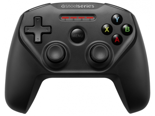 Геймпад SteelSeries Nimbus Wireless Controller, черный, вид 2