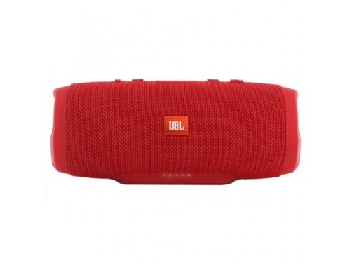 Портативная акустика JBL Charge III Plus, красная, вид 1