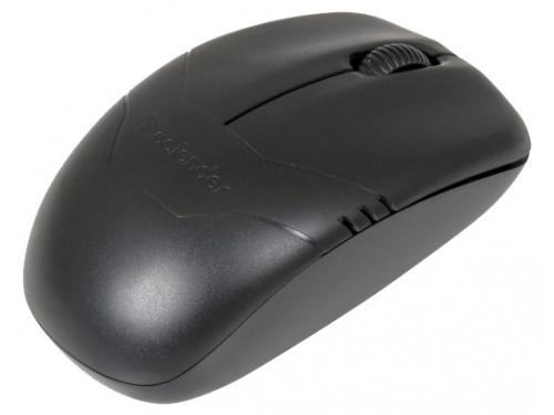 Мышка Defender MM-025 Nano Datum, черная, вид 1