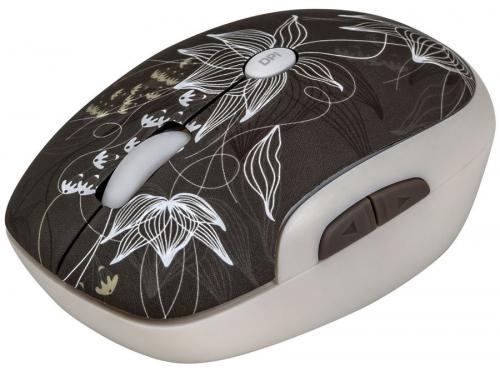Мышка Defender To-GO MS-565 Nano RockBloom (USB - радиоканал), вид 2