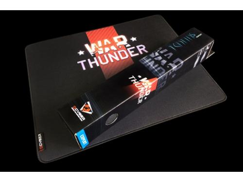 Коврик для мышки Qcyber Taktiks Expert War Thunder, вид 2