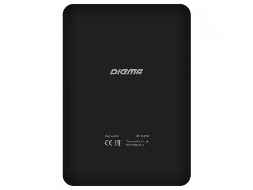 Электронная книга Digma E631, black, вид 2
